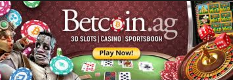 Bitcoin Slots At Betcoin.ag