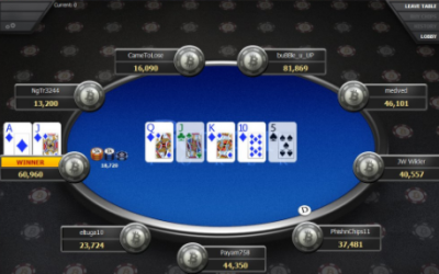 Plo8monster Sits For Some PLO8 At Betcoin