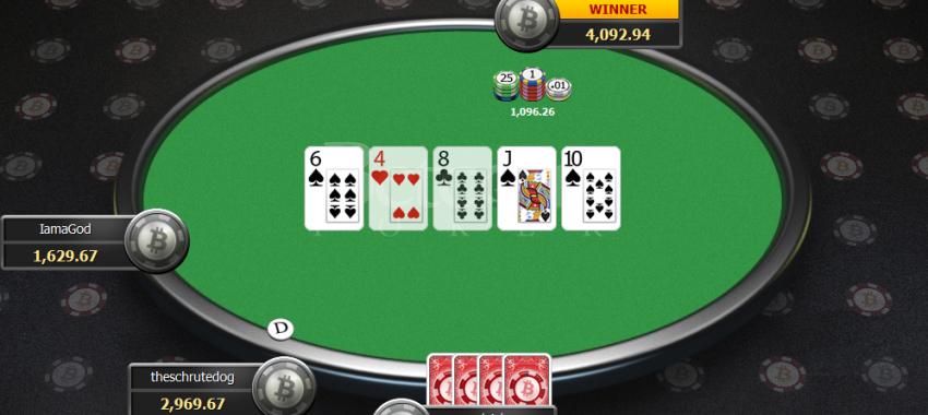 Big Action On Betcoin 10/20 mBTC PLO