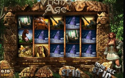 Viking Age Bitcoin 3D Slot At Betcoin.ag