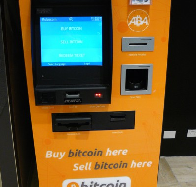 Cryptocurrency ATM All Over USA