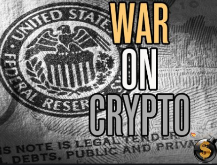 Cryptocurreny War